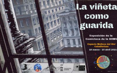 Exposición  LA VIÑETA COMO GUARIDA