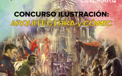 CONCURSO DE ILUSTRACIÓN ARQUITECTURA Y CÓMIC